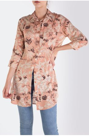 chemise-coral-com-estampa-floral-lookbook-frente
