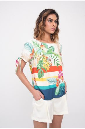 blusa-off-white-estampada-com-amarracao-na-manga-close-frente-
