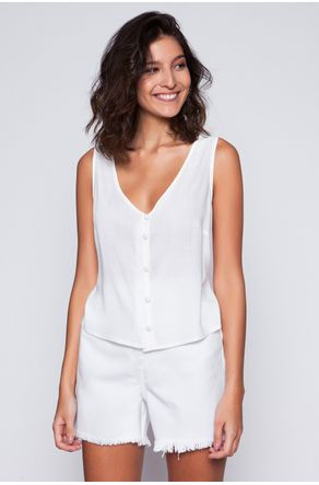 regata-cropped-off-white-crepe-liso-com-botoes