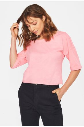Camiseta-Pink-Cropped-Close