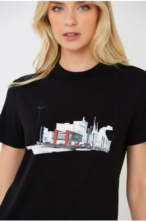 T-shirt-Preta-Estampa-Do-Masp-Close-Estampa