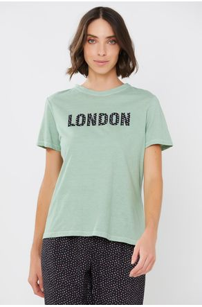 Blusa-Verde-Estampa-London-Floral-close-frente